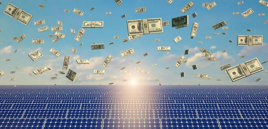 Saving with Solar - An Example