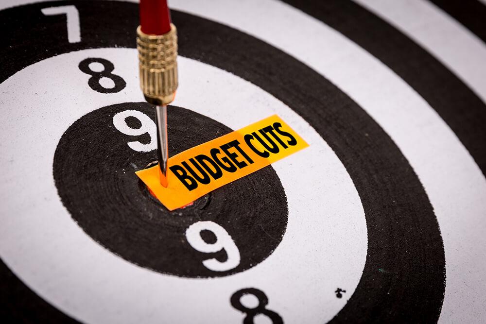 Budget Cuts target